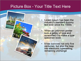Myanmar At Night PowerPoint Template - Slide 17