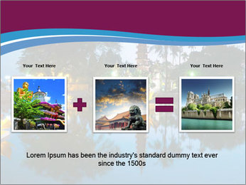 Myanmar At Night PowerPoint Template - Slide 22