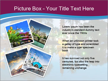 Myanmar At Night PowerPoint Template - Slide 23