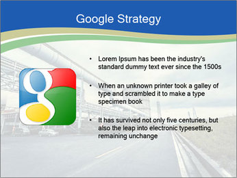 Industrial Pipe Lines PowerPoint Template - Slide 10