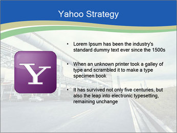 Industrial Pipe Lines PowerPoint Templates - Slide 11
