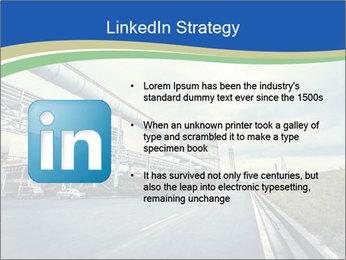 Industrial Pipe Lines PowerPoint Template - Slide 12