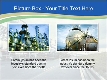 Industrial Pipe Lines PowerPoint Templates - Slide 18