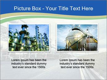 Industrial Pipe Lines PowerPoint Template - Slide 18
