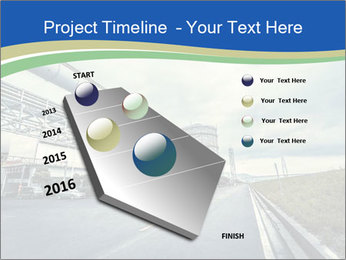 Industrial Pipe Lines PowerPoint Templates - Slide 26