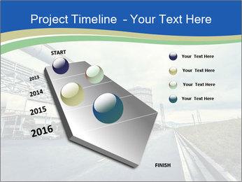 Industrial Pipe Lines PowerPoint Template - Slide 26