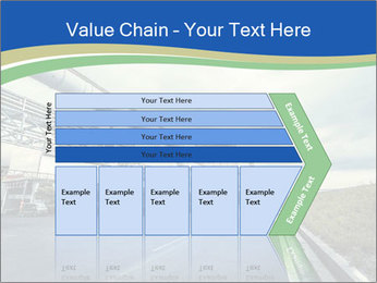 Industrial Pipe Lines PowerPoint Template - Slide 27