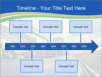 Industrial Pipe Lines PowerPoint Template - Slide 28