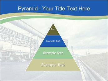 Industrial Pipe Lines PowerPoint Template - Slide 30