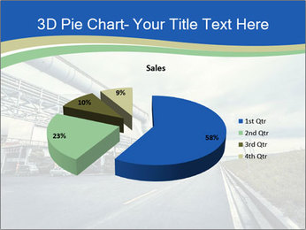 Industrial Pipe Lines PowerPoint Templates - Slide 35
