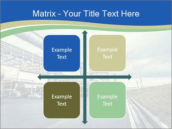 Industrial Pipe Lines PowerPoint Template - Slide 37