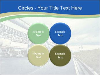 Industrial Pipe Lines PowerPoint Template - Slide 38