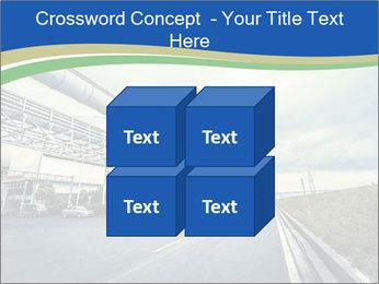 Industrial Pipe Lines PowerPoint Template - Slide 39
