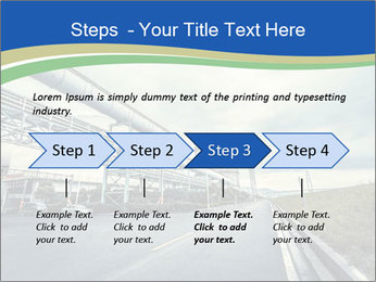 Industrial Pipe Lines PowerPoint Templates - Slide 4