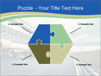 Industrial Pipe Lines PowerPoint Template - Slide 40
