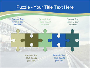 Industrial Pipe Lines PowerPoint Template - Slide 41