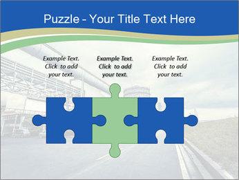 Industrial Pipe Lines PowerPoint Template - Slide 42