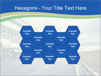 Industrial Pipe Lines PowerPoint Templates - Slide 44