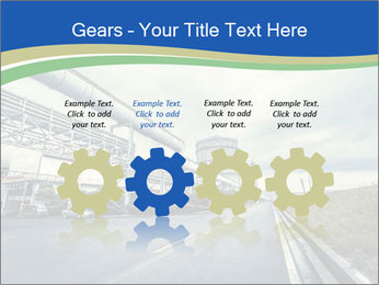 Industrial Pipe Lines PowerPoint Templates - Slide 48