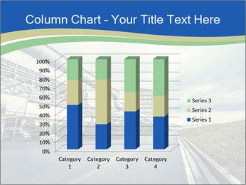 Industrial Pipe Lines PowerPoint Template - Slide 50