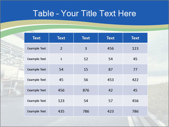 Industrial Pipe Lines PowerPoint Template - Slide 55