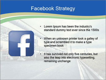 Industrial Pipe Lines PowerPoint Templates - Slide 6