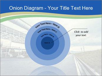 Industrial Pipe Lines PowerPoint Template - Slide 61