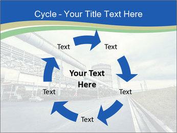 Industrial Pipe Lines PowerPoint Template - Slide 62
