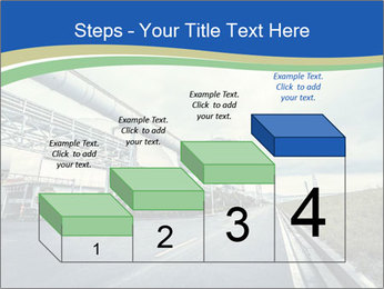 Industrial Pipe Lines PowerPoint Template - Slide 64