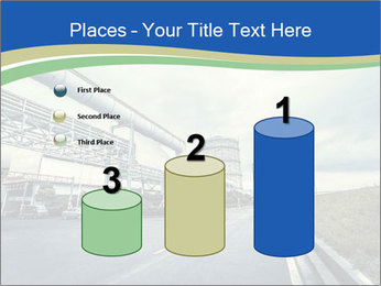 Industrial Pipe Lines PowerPoint Templates - Slide 65