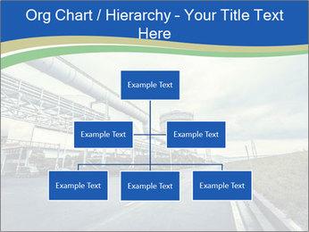 Industrial Pipe Lines PowerPoint Template - Slide 66