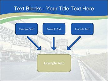 Industrial Pipe Lines PowerPoint Template - Slide 70