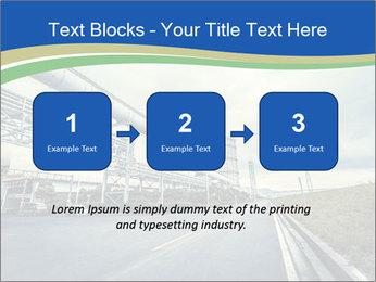 Industrial Pipe Lines PowerPoint Template - Slide 71