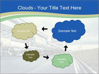 Industrial Pipe Lines PowerPoint Template - Slide 72