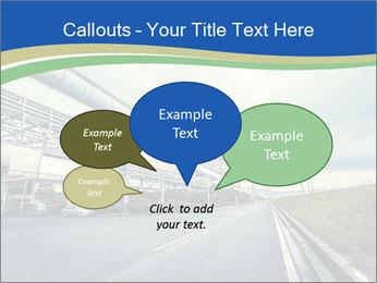 Industrial Pipe Lines PowerPoint Template - Slide 73