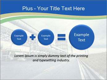 Industrial Pipe Lines PowerPoint Templates - Slide 75