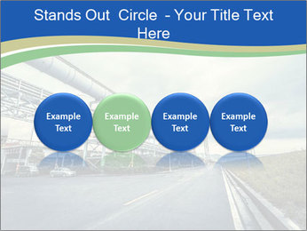 Industrial Pipe Lines PowerPoint Templates - Slide 76