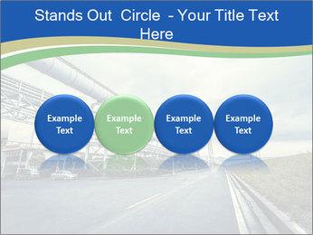 Industrial Pipe Lines PowerPoint Template - Slide 76