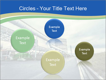 Industrial Pipe Lines PowerPoint Templates - Slide 77