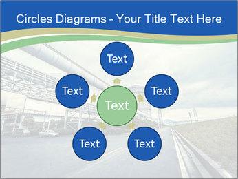 Industrial Pipe Lines PowerPoint Template - Slide 78