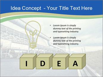 Industrial Pipe Lines PowerPoint Template - Slide 80