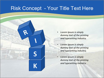 Industrial Pipe Lines PowerPoint Template - Slide 81
