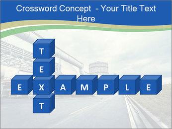 Industrial Pipe Lines PowerPoint Template - Slide 82