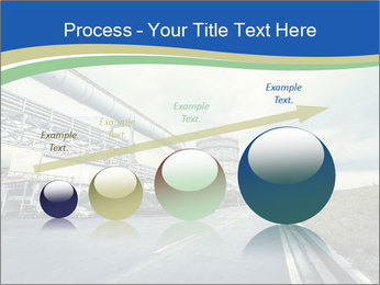 Industrial Pipe Lines PowerPoint Templates - Slide 87