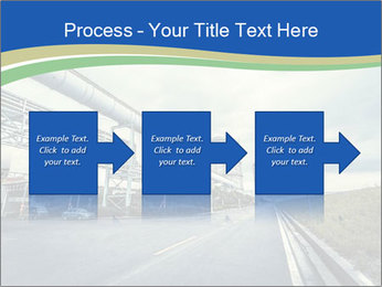 Industrial Pipe Lines PowerPoint Templates - Slide 88