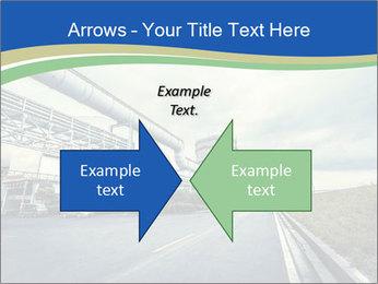 Industrial Pipe Lines PowerPoint Template - Slide 90