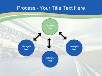 Industrial Pipe Lines PowerPoint Templates - Slide 91