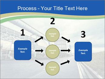 Industrial Pipe Lines PowerPoint Template - Slide 92