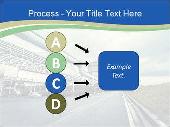 Industrial Pipe Lines PowerPoint Template - Slide 94