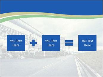 Industrial Pipe Lines PowerPoint Template - Slide 95